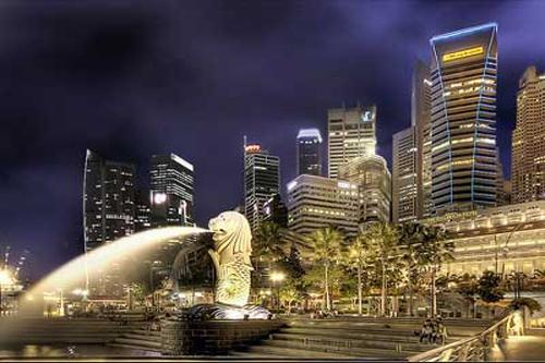 Sức Sống Của đất Nước Singapore