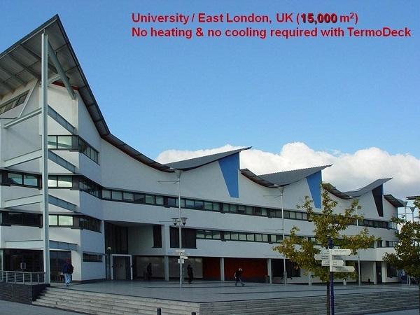 Trường đại Học East London