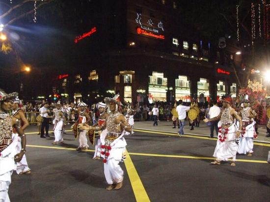 Văn Hóa Lễ Hội Tại Singapore