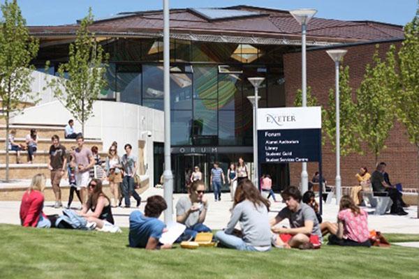 Hội thảo Exeter, trường đại học top 7 của Anh