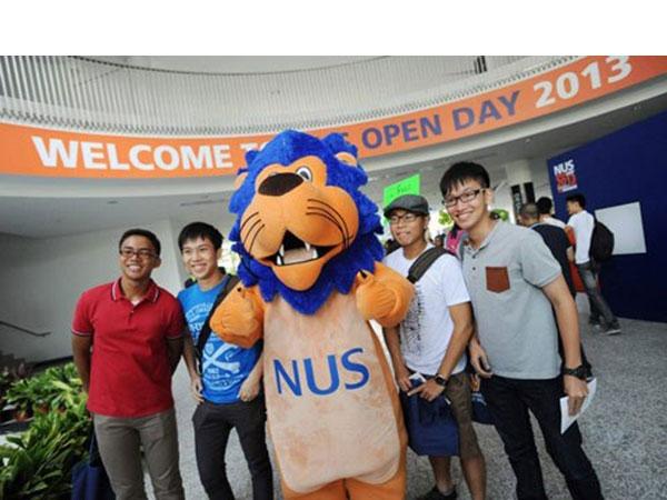 Đại Học NUS – Singapore, Cách đăng Ký Và Thi Tuyển