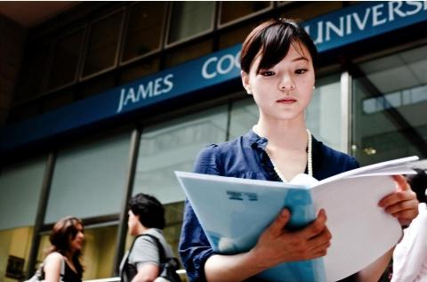 Cơ hội giành được học bổng Đại học James Cook Brisbane