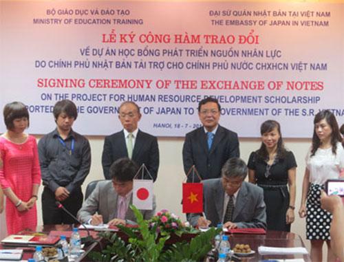 30 suất học bổng thạc sỹ cho Việt Nam từ JDS trong cuối năm nay