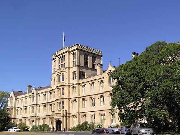 Đại Học Melbourne, Nam Úc