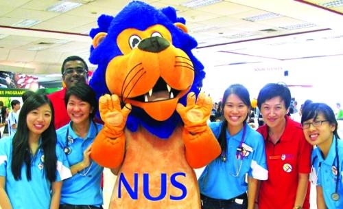 Chương trình hỗ trợ học phí dành cho du học sinh của NUS