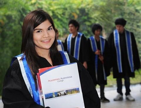 Du học tại AAC - trường Cao Đẳng được đánh giá hàng đầu Châu Á