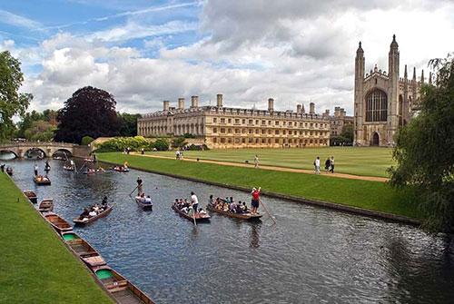 Trường Đại học Cambridge - Anh quốc