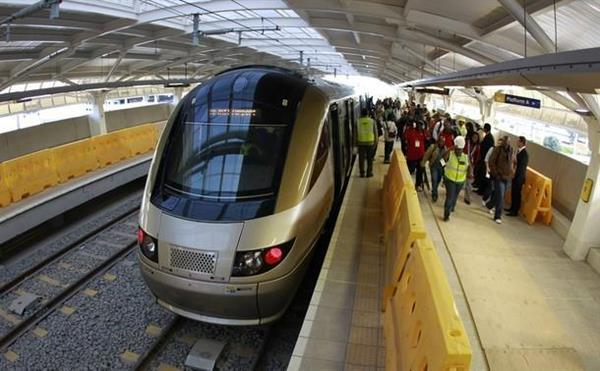 MRT – Hệ thống tàu điện ngầm