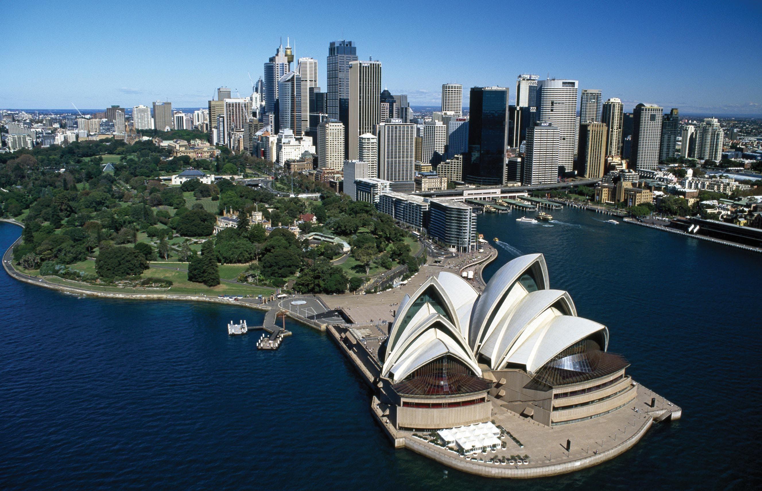 Những địa điểm không thể bỏ qua khi tới Úc
