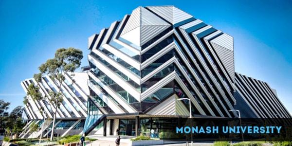 Tư vấn du học tại Đại học Monash, Australia