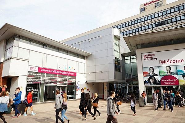Những điều cần biết để học master tại Đại học Sheffield Hallam