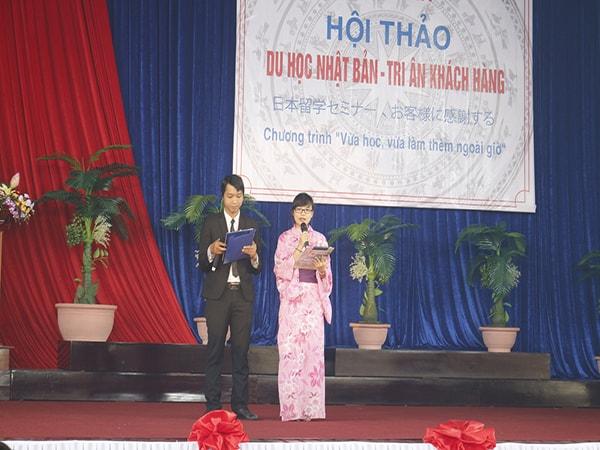 """Du học Nhật bản trở thành """"cơn bão"""" lớn tại Quảng Nam"""