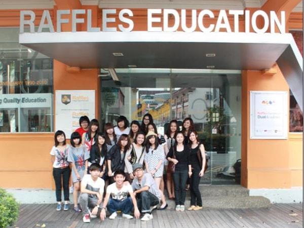 Tìm Hiểu Về Trường Raffles Singapore
