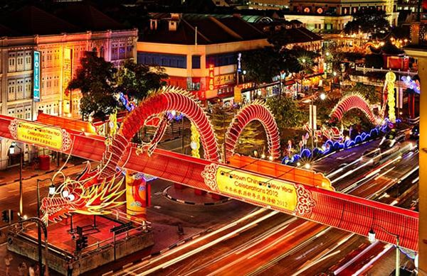 đặc trưng văn hóa này bạn có thể du học Singapore