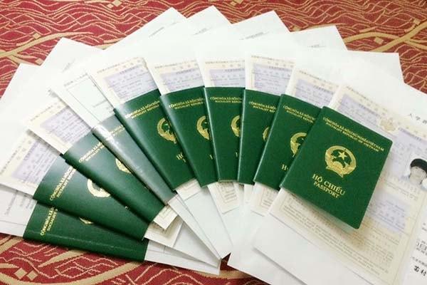 Hộ chiếu du học Nhật