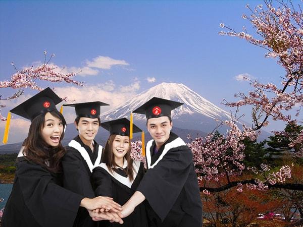 Du học sinh tại Nhật