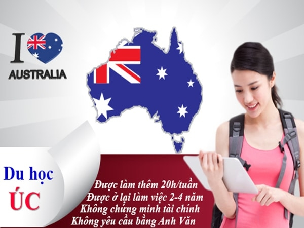 Danh Sách Các Trường đại Học ở Úc Không Cần Chứng Minh Tài Chính Năm 2017