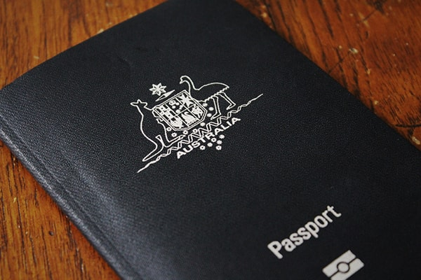 Các giấy tờ là điều kiện đầu tiên để xin visa du học Úc.
