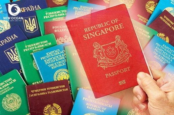 Thủ tục và quy trình xin Visa du học Singapore bạn cần biết 1