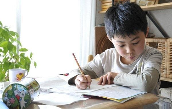 Chăm chỉ làm bài tập -