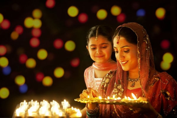 Lễ hội ánh sáng Deepavali của Singapore