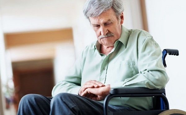 bệnh trầm cảm ở người già 4