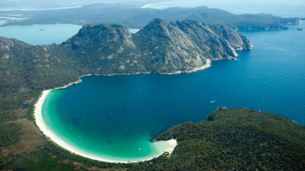 Đảo Tasmania xinh đẹp, dịu mát