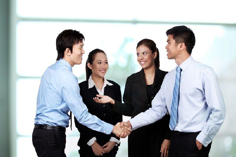 Xây dựng quan hệ gắn kết giữa các đồng nghiệp