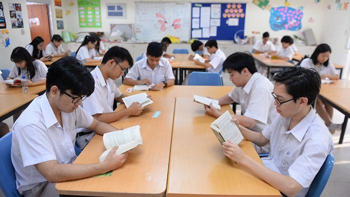 Hãy học văn với tâm trạng thoải mái nhất