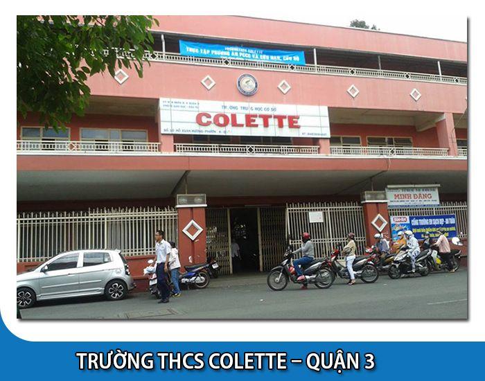 Trường THCS công lập tốt tại TP Hồ Chí Minh - Trường COLETTE