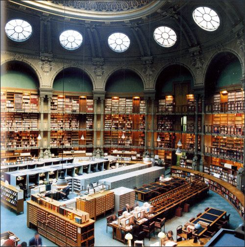 Sử dụng thư viện hiệu quả cũng cần phải học