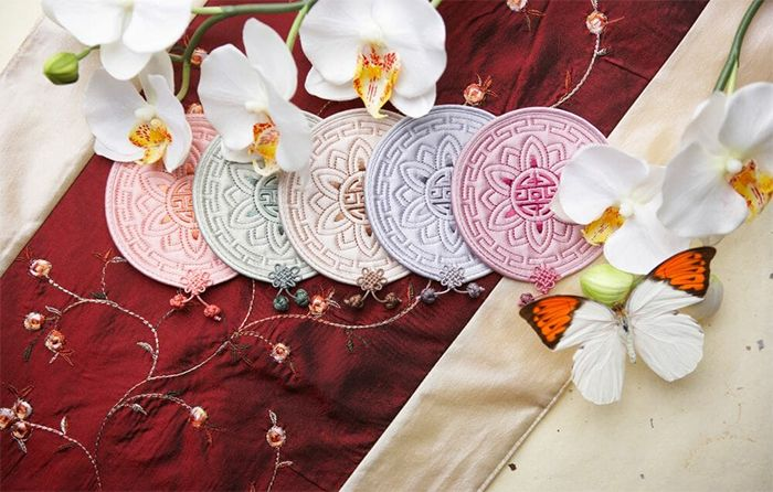 Nghệ thuật thêu tại Hàn Quốc