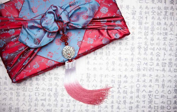 Vải bọcBojagi của Hàn Quốc
