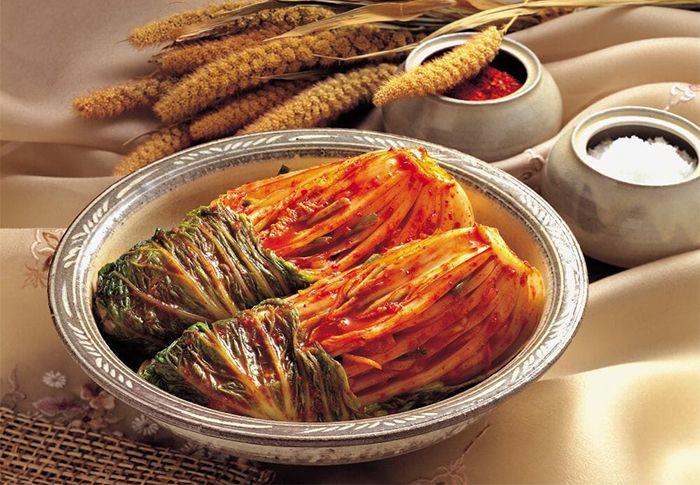 Kimchi - Thực phẩm có lợi cho sức khỏe