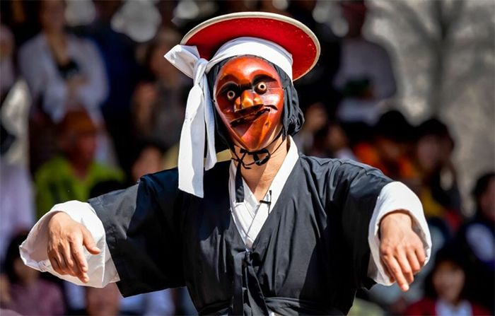 Mặt nạ và múa mặt nạ tại Hàn Quốc