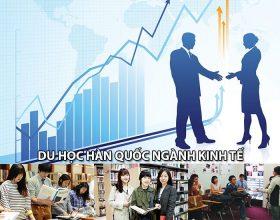 Du học Hàn Quốc ngành kinh tế có phải lựa chọn tốt?