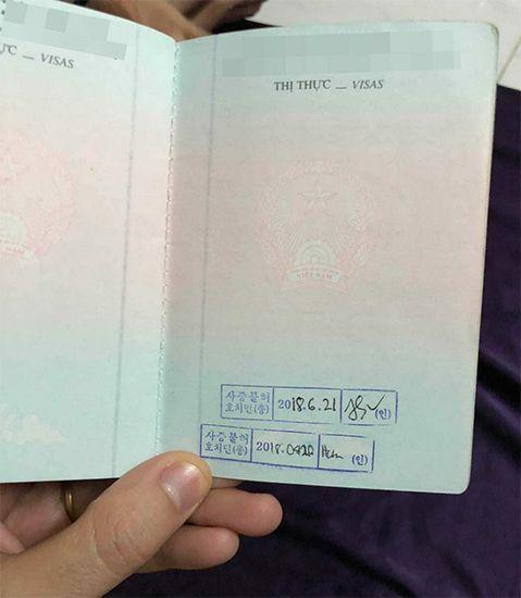 Xin Visa du học Hàn Quốc bị từ chối